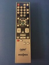 INSIGNIA TV/VCR/DVD COMBO REMOTE CONTROL NF002UD for NS-19RTR w/battrs