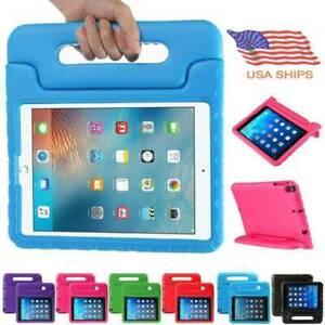 "For Apple iPad Air 1 2 Pro 9.7"" 5th 6th Gen Safe Kids EVA Foam Handle Case Cover"