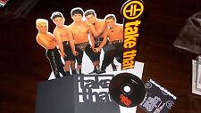 TAKE THAT WORLD TOUR 1994 CD + CARTONATO BOX SIGILLATO Cd ..... New