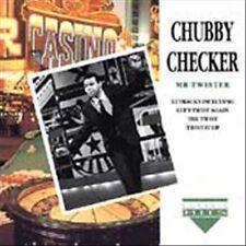 CHUBBY CHECKER - MR. TWISTER - 12 TRACK MUSIC CD - BRAND NEW - E505