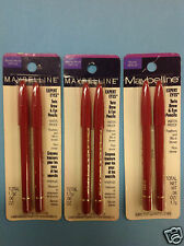 3 X Maybelline Expert Eyes Twin Brow & Eye Pencils ( BLONDE ) NEW.