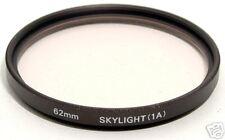 62mm. filtro Skylight  1A