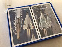 United States Air Force Sealed Double Deck VTG F-111A Playing Cards USA Made