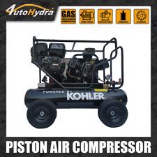 Gas Driven Pump Portable Compressed System 17cfm 20gal Tank Air Compressor