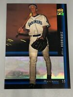 Alex Rodriguez 1994 Upper Deck SP Holo View FX Rookie RC #33 Seattle Mariners