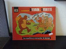 JAN24 ---- SYLVAIN SYLVETTE format à l'italienne  n° 83