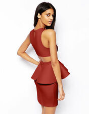 Wiggle, Pencil Regular Sleeveless ASOS Dresses for Women