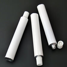 Lot 640pcs/packs Aluminum Empty Toothpaste Tubes Cream Pharmacy Filling 10ml