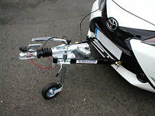 Citroen C1 / Peugoet 107 Braked Towing A Frame (Fitted)