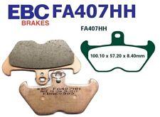 EBC PLAQUETTES DE FREIN fa407hh AVANT BMW R 1100 RS 92-01