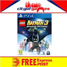 Lego Batman 3 Beyond Gotham PS4 Brand New & Sealed Free Express Post