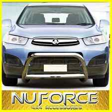 Holden Captiva 5 & 7 CG S2 (2011-2017) Nudge Bar / Grille Guard