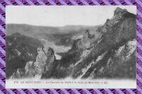 CPA 63 - Le Mont Doré - les cheminées du diable et la vallée du mont dore
