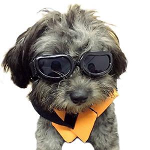 Kailian & reg; Dog Goggles Stylish Waterproof Anti-UV Sun glasses for Dog Puppy