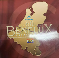 More details for 2004 benelux triple bu coin year sets belgium netherlands luxembourg