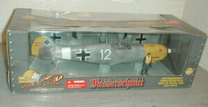 Ultimate Soldier 1/18 ME109 German Fighter Messerschmitt 21st Century MISB 1st