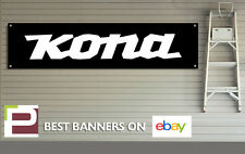 KONA Bicycles Banner PVC Sign for workshop, garage, KONA Mountain Bike