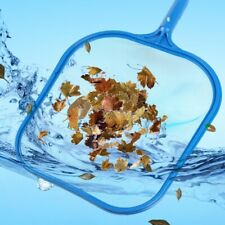 Swimming Pool Leaf Skimmer Rake Mesh Frame Cleaning Fishing Net Spa Hot Tub