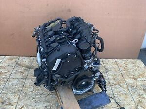 ENGINE MOTOR BLOCK ASSEMBLY COMPLETE TESTED!!! ID: RR4 12-15 AUDI A6 2.0 TURBO