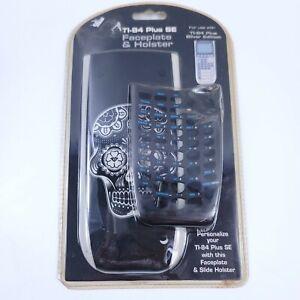 NEW Designer Sugar Skull Faceplate Holster Fits TI-84 Plus SE Calculator Brand