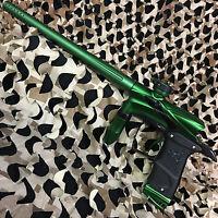 NEW Dangerous Power DP G5 Electronic Tournament Paintball Gun - Green/Black