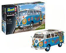 Revell 07050 Maquette - Combi Volkswagen Samba T1 Flower Power