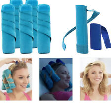 DIY Hair Salon Curlers Rollers Tool Soft Large Hairdressing Styler in Sleep Kit