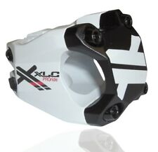"XLC Pro Ride A-Head-Vorbau ST-F02 weiß/schwarz, 15°, 1 1/8"", Ø 31,8mm 40mm"