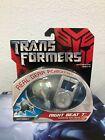 Transformers Real Gear Robots NIGHT BEAT 7 Figure