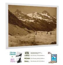 Paper Vintage Landscape Art Prints