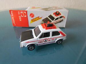 Mebetoys Mattel - Hot Wheels Flying Colors - 2504 hare splitter - VW Golf Rallye
