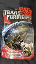 Hasbro Transformers Movie Deluxe Allspark Power Overcast Jet Action Figure rare