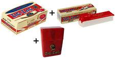 "ZIG-ZAG® mini ""Starterset"" (Zigarettenhülsen+Stopfmaschine+Zigarettenbox)"