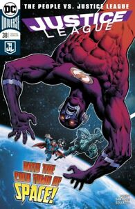 Justice League #38 (2016), Christopher Priest, DC