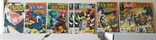 VENOM LOT-MADNESS & SEPARATION ANXIETY,(#1 newsstand variety),COMPLETE! See pics