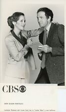 LOUISE SOREL SMILING LAWRENCE PRESSMAN PORTRAIT LADIES MAN 1980 CBS TV PHOTO