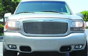 For 1999-2000 Cadillac Escalade T-rex Billet Series Grille Insert
