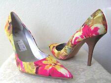 Worthington - NEW Pump Heels Floral Fabric 9M ($65)