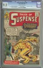 TALES OF SUSPENSE #41 CGC 9.2 OW/WH PAGES // 3RD APPEARANCE IRON MAN