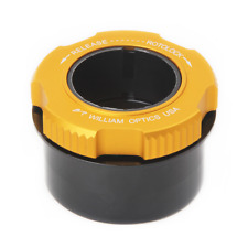 "William Optics 2"" to 1.25"" RotoLock Eyepiece Adapter - Gold # F-ROTO-A2-125"