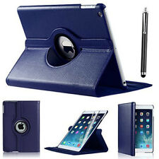 New iPad Case 360 Rotating PU Leather Stand Case For iPad 4th Gen iPad 2 3 Cover