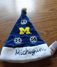Michigan Santa Hat – Brand New