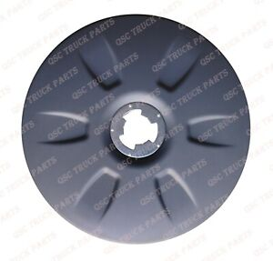QSC Wheel Hub Cap for Freightliner Cascadia 2018+