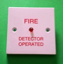 Cooper JSB Menvier Fire Alarm Detector Remote Indicator ONLY £5.00+VAT FREE P&P!