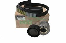 AUXILIARY FAN ALTERNATOR BELT KIT RENAULT MEGANE II 1.5 dCi OE