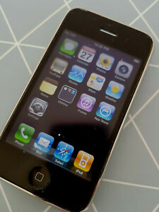 Iphone 3G 8GB A1241 Black perfectly working