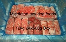 More details for  frozen dog food chicken mince 24x 500g bags 12 kg box. barf raw(value 12kg box)