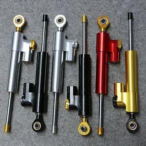 Universal Adjustable Steering Damper Stabilizer Fit For CBR CRF VFR VTR PCX GL