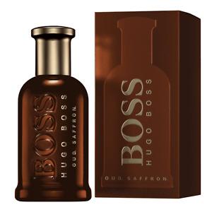 Hugo Boss Oud Saffron Eau de Parfum 100ml EDP Brand New Sealed