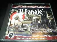 """CD NEUF """"LES PLUS BELLES SOIREES DE BASTIA - U FANALE"""" Corse"""